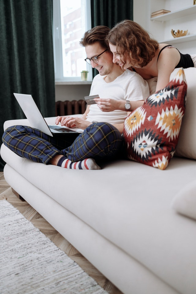 Online bankieren via je computer